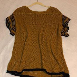 LOFT knitted shirt
